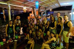 Smile Hostel Koh Phangan, Hostelek  Bantaj - big - 36