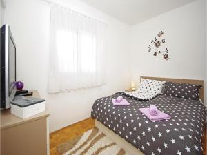Apartment Makarska Zrinsko Frankopanska, Apartmanok  Makarska - big - 6