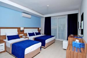 Kleopatra Ramira Hotel - All Inclusive, Hotely  Alanya - big - 14