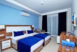 Kleopatra Ramira Hotel - All Inclusive, Hotely  Alanya - big - 22
