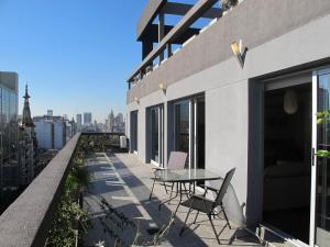 Uno Buenos Aires Suites, Hotely  Buenos Aires - big - 12