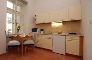 Cimburkova apartments, Apartmanok  Prága - big - 9