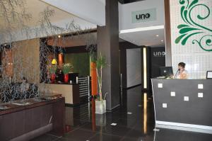 Uno Buenos Aires Suites, Отели  Буэнос-Айрес - big - 37