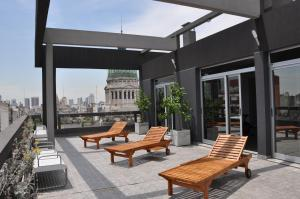 Uno Buenos Aires Suites, Отели  Буэнос-Айрес - big - 1