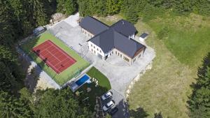 Club rezidence Apartmány Pod Lučí, Appartamenti  Loučovice - big - 1