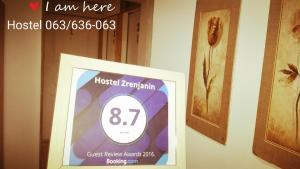 Prenoćište Zrenjanin, Bed and breakfasts  Zrenjanin - big - 14
