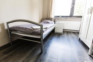 Basic Einzelzimmer mit Gemeinschaftsbad