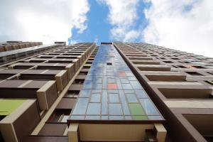 Apartament Novosibirsk in JK Evropeiskiy 3nd floor