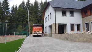 Club rezidence Apartmány Pod Lučí, Appartamenti  Loučovice - big - 64