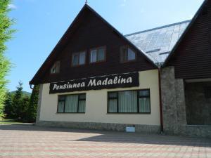 Pensiunea Madalina, Vendégházak  Putna - big - 36