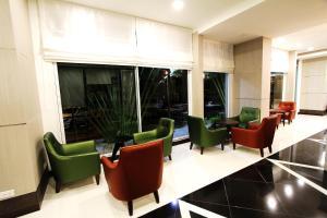 The Contrast i Hotel, Hotel  Pluak Daeng - big - 118
