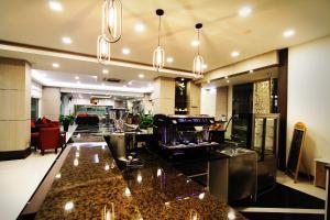 The Contrast i Hotel, Hotel  Pluak Daeng - big - 101