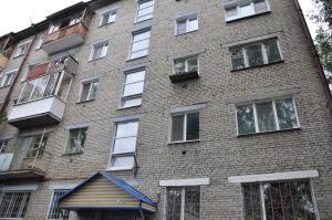 Apartment na Elizarovykh 45, Apartmanok  Tomszk - big - 12