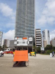 Morros City - Frente al mar, Apartmány  Cartagena de Indias - big - 14