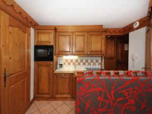 Apartment Alpages de reberty, Appartamenti  Les Menuires - big - 5