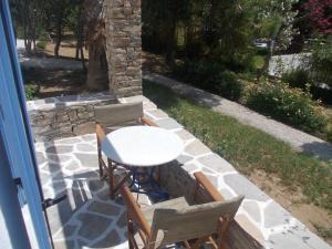 Alkyoni Beach Hotel, Hotely  Naxos Chora - big - 15