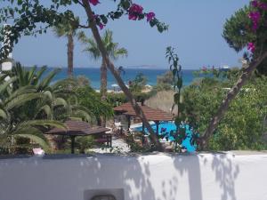 Alkyoni Beach Hotel, Hotely  Naxos Chora - big - 2