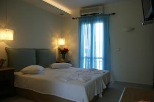Alkyoni Beach Hotel, Hotely  Naxos Chora - big - 5