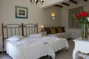 Alkyoni Beach Hotel, Hotely  Naxos Chora - big - 8