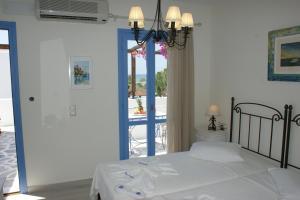 Alkyoni Beach Hotel, Hotely  Naxos Chora - big - 4