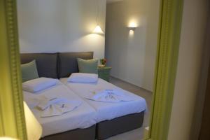 Alkyoni Beach Hotel, Hotely  Naxos Chora - big - 14