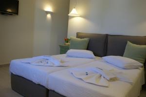 Alkyoni Beach Hotel, Hotely  Naxos Chora - big - 3