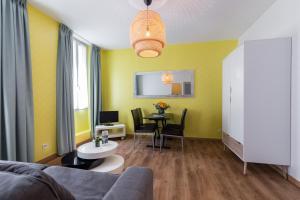 Florella Clemenceau Apartment, Ferienwohnungen  Cannes - big - 47
