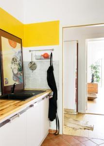 Astonishing Apartment in Prenzlauer Berg, Appartamenti  Berlino - big - 26