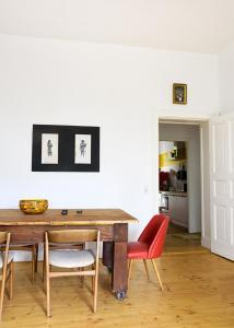 Astonishing Apartment in Prenzlauer Berg, Appartamenti  Berlino - big - 19