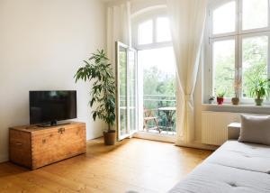 Astonishing Apartment in Prenzlauer Berg, Appartamenti  Berlino - big - 1