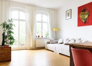 Astonishing Apartment in Prenzlauer Berg, Appartamenti  Berlino - big - 15