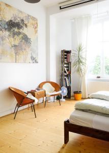 Astonishing Apartment in Prenzlauer Berg, Appartamenti  Berlino - big - 13