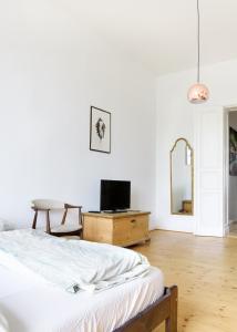 Astonishing Apartment in Prenzlauer Berg, Appartamenti  Berlino - big - 11