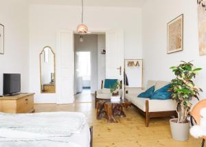 Astonishing Apartment in Prenzlauer Berg, Appartamenti  Berlino - big - 10