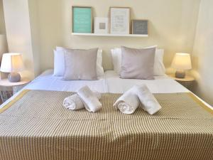 Ahro Suites, Апартаменты  Малага - big - 7