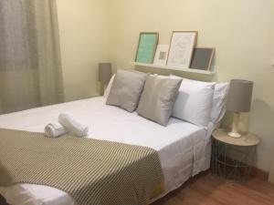 Ahro Suites, Апартаменты  Малага - big - 66