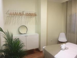 Ahro Suites, Апартаменты  Малага - big - 64
