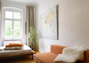 Astonishing Apartment in Prenzlauer Berg, Appartamenti  Berlino - big - 7