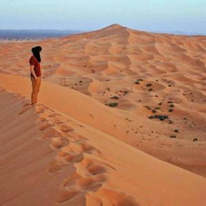 Riad Desert Camel, Hotels  Merzouga - big - 100