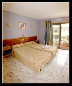 Hostal Carel, Vendégházak  El Médano - big - 6