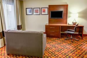 Comfort Suites Concord Mills, Отели  Конкорд - big - 9