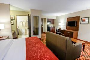 Comfort Suites Concord Mills, Отели  Конкорд - big - 10
