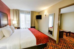 Comfort Suites Concord Mills, Отели  Конкорд - big - 12