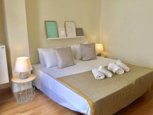 Ahro Suites, Апартаменты  Малага - big - 62