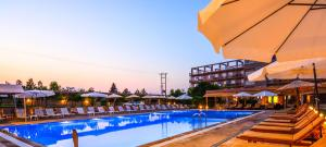 Xylokastro Beach Hotel, Hotely  Melission - big - 1
