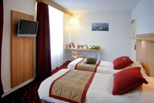 Mercure Abbeville Centre – Porte de La Baie de Somme, Hotely  Abbeville - big - 6