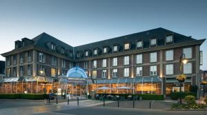 Mercure Abbeville Centre – Porte de La Baie de Somme, Hotely  Abbeville - big - 11