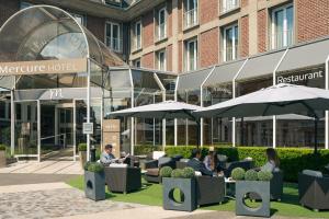 Mercure Abbeville Centre – Porte de La Baie de Somme, Hotely  Abbeville - big - 1