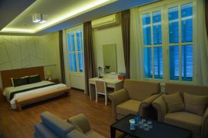 Hung Vuong Hotel, Hotely  Hanoj - big - 7