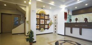 Hotel Suyash Deluxe, Отели  Пуне - big - 19